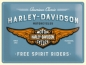 Preview: Harley free spirit riders