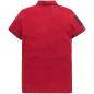 Preview: PME Legend Herren Polo Shirt in der Farbe Racing Red