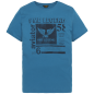 Preview: pme legend t-shirt mykonos blue front