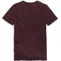 Preview: PME T-Shirt Short Sleeve Bordeaux back