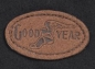 Preview: goodyear vintage garage logo-patch