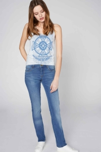 Colorado Denim │ Layla │ Slim Fit Jeans │ Medium Blue Wash