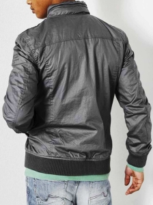 petrol industries jacke back