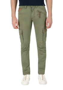 "Timezone Cargohose ""Roger"" in Washed Kaki"