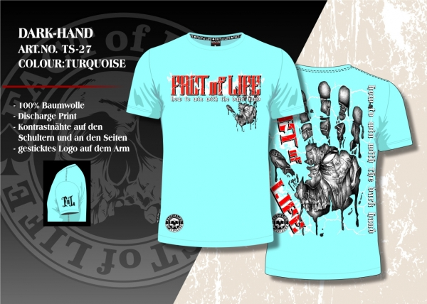 Fact of Life │ Dark Hand │ Tee