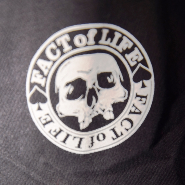 Fact of Life Tattoo Rebels Logo