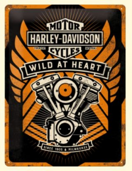 Harley wild at heart