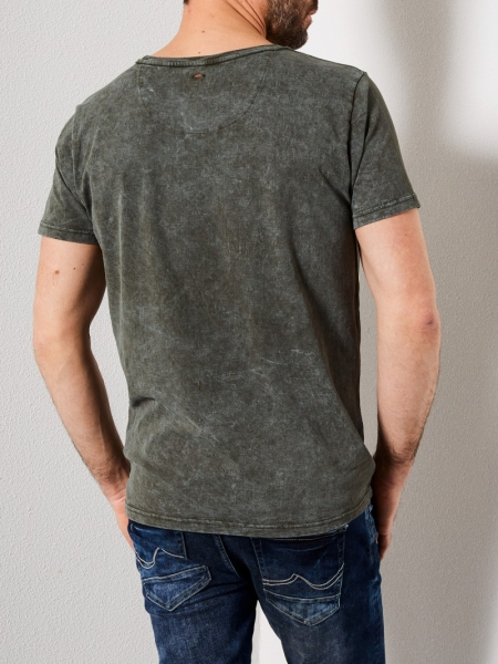 Petrol Industries │ T-Shirt R-Neck │ denim related