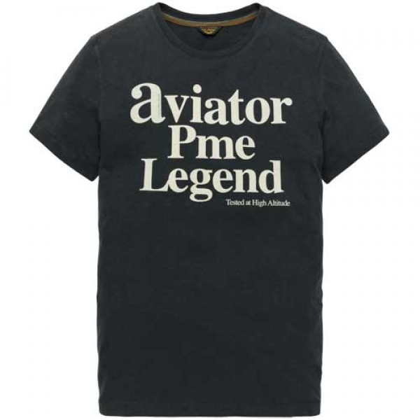 PME Legend tested at High Altitude │ Rundhals T-Shirt mit Brustprint