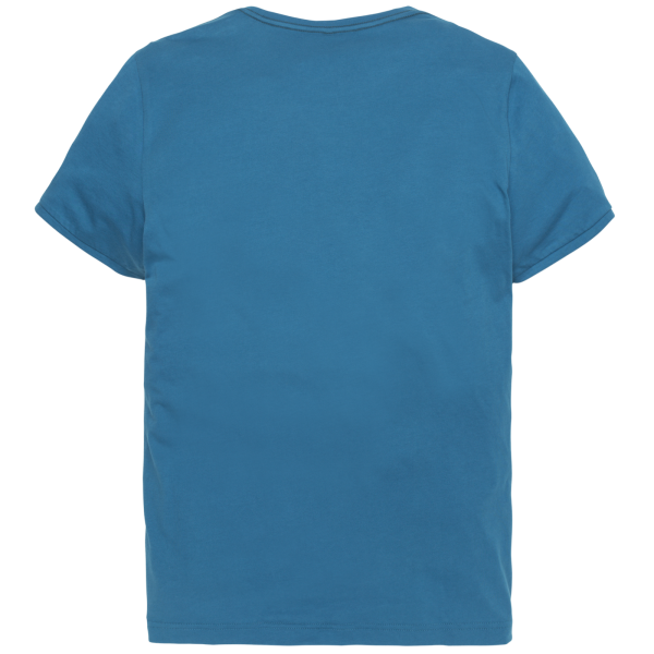 pme legend t-shirt mykonos blue back
